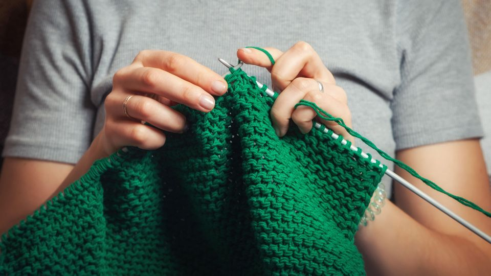 Free charity knitting patterns   Life   Yours