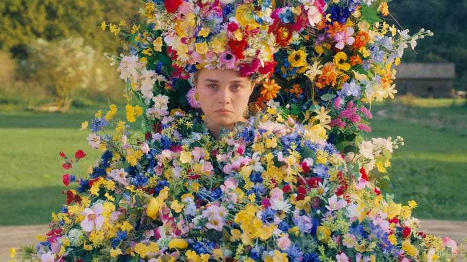 A24 Puts Midsommar Flower Dress Up For Charity Auction