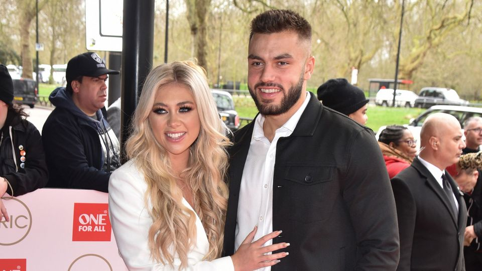Love Island's Paige Turley and Finn Tapp 'planning their wedding' and ...