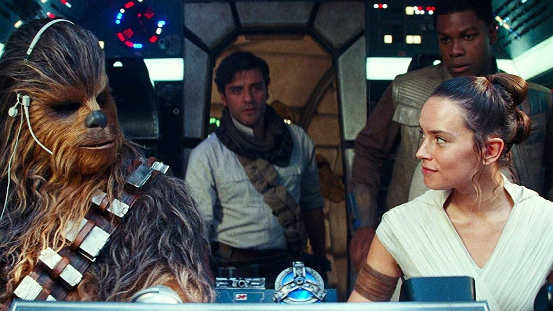 Star Wars Why The Sequel Trilogy Is My Favourite Era Movies Empire
