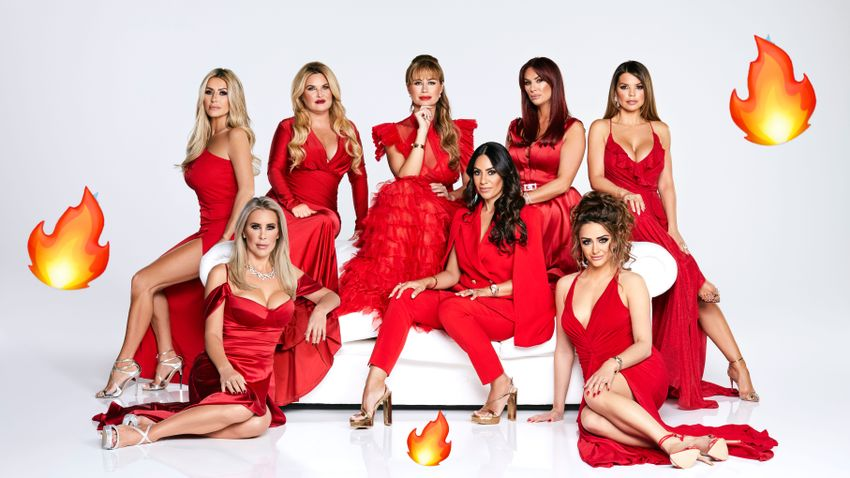 Real Housewives Of Cheshire Their Best Outfits And Where To Buy Them Closer