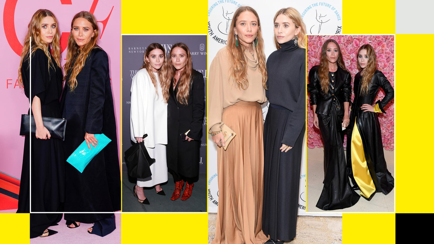 An A Z Guide To Dressing Like The Olsen Twins Grazia