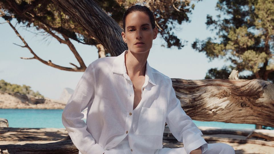 Linen Is The Most Comfortable Thing To Wear In Lockdown Heat – Here Are The Best Buys From £19.99
