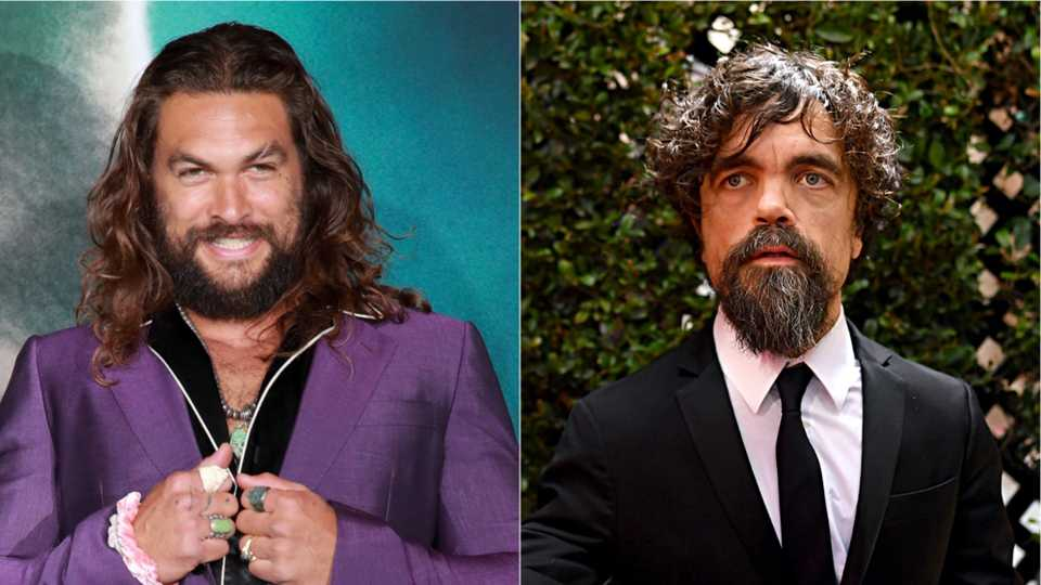 Jason Momoa And Peter Dinklage Starring In Good, Bad & Undead