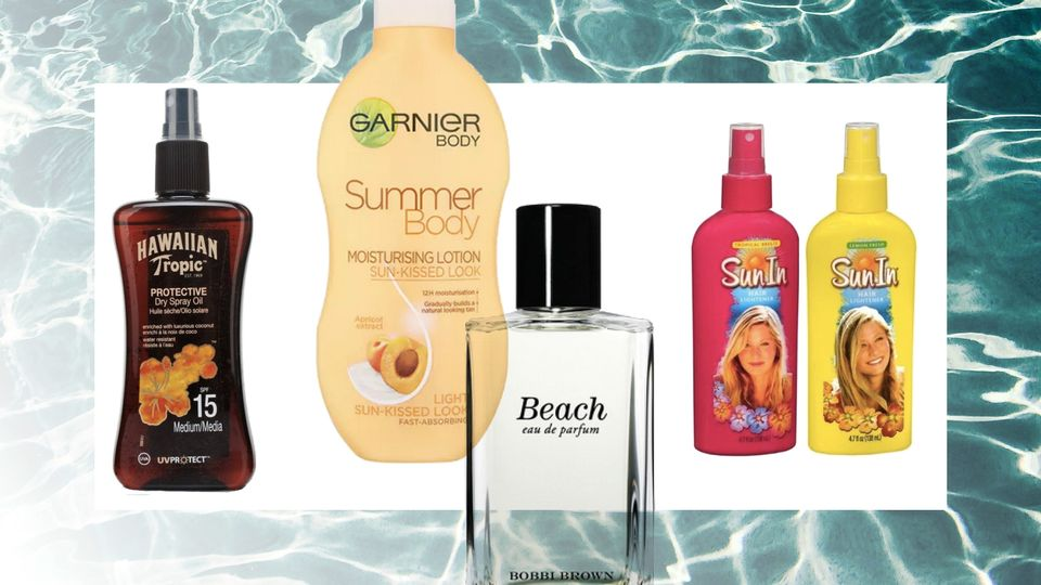 The Most Most Nostalgic Summer Beauty Buys Of All Time