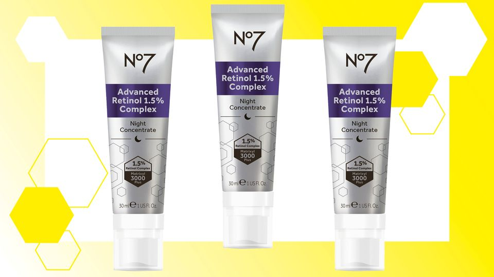 No7's First Retinol Product Promises To Transform Skin – No Wonder It Has The Biggest Waiting List In Boots' History