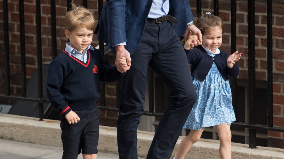 When Will Prince George And Princess Charlotte Go Back To School?