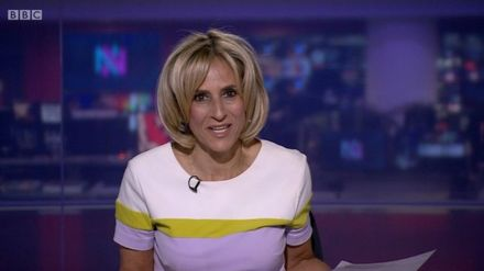 Newsnight's Emily Maitlis: 'I Asked For The Night Off' | Grazia