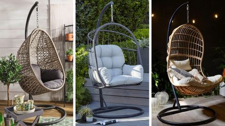 The Aldi Specialbuy Hanging Egg Chair Everyone Is Obsessed With Is Sold Out Here S Some Others You Might Like Grazia