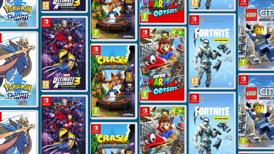The Best Switch Games For Kids Tech What S The Best