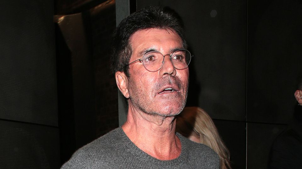 Simon Cowell's fears: 'Lockdown is the only thing keeping me slim'
