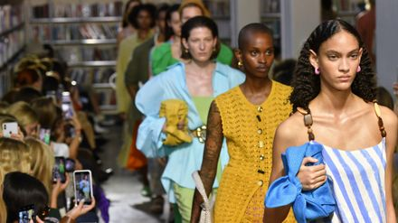 Here S Exactly What To Expect From This Month S Mostly Digital London Fashion Week Grazia