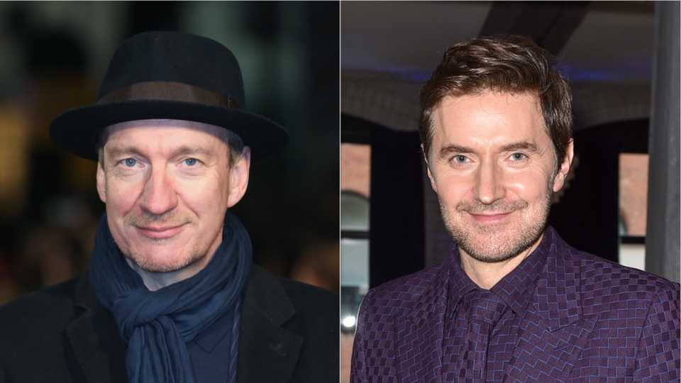 Empire Podcast #418 Part 1: David Thewlis, Richard Armitage