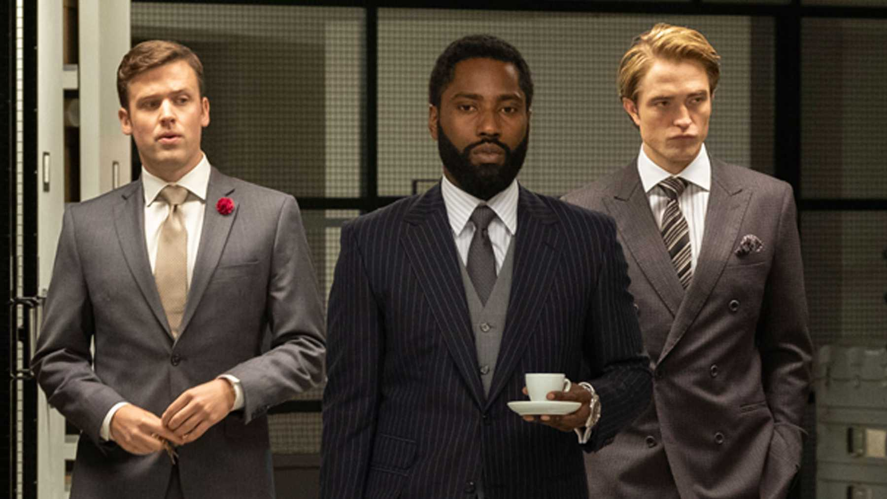 Tenet: New Images And Poster For Christopher Nolan's Blockbuster ...