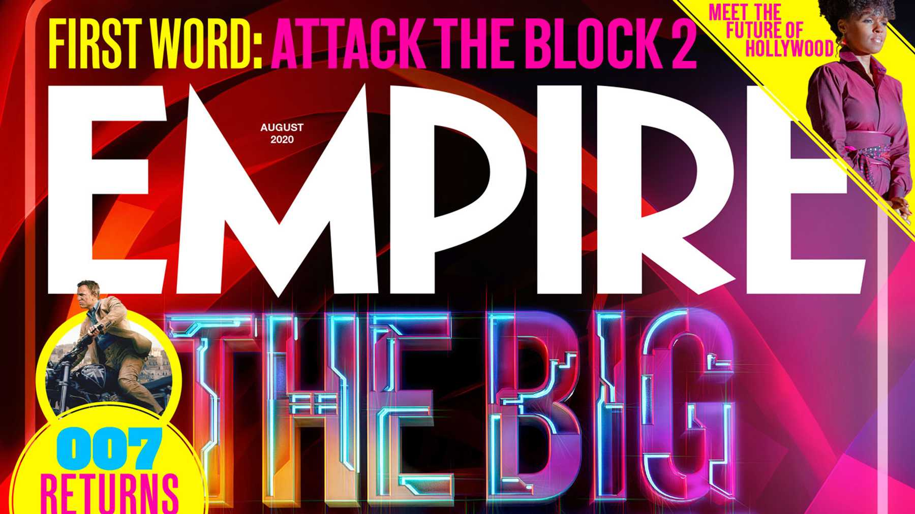 Did Michael Die In Halloween 2020 Empire Issue Preview: The Big Screen Preview, Bond, Halloween