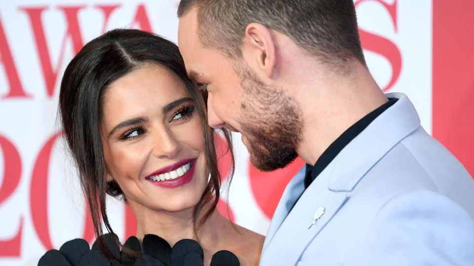 Cheryl's joy: Liam Payne asks her to move back in