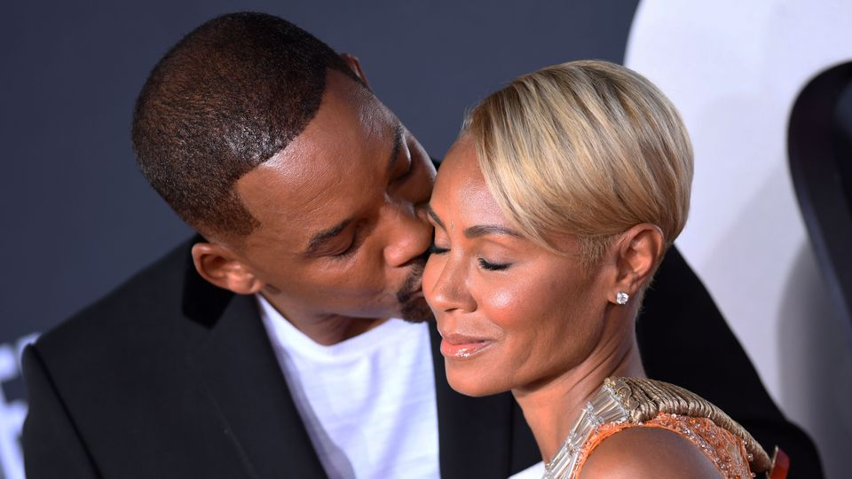 Jada Pinkett-Smith's four-year 'affair' – with Will's blessing - Heat