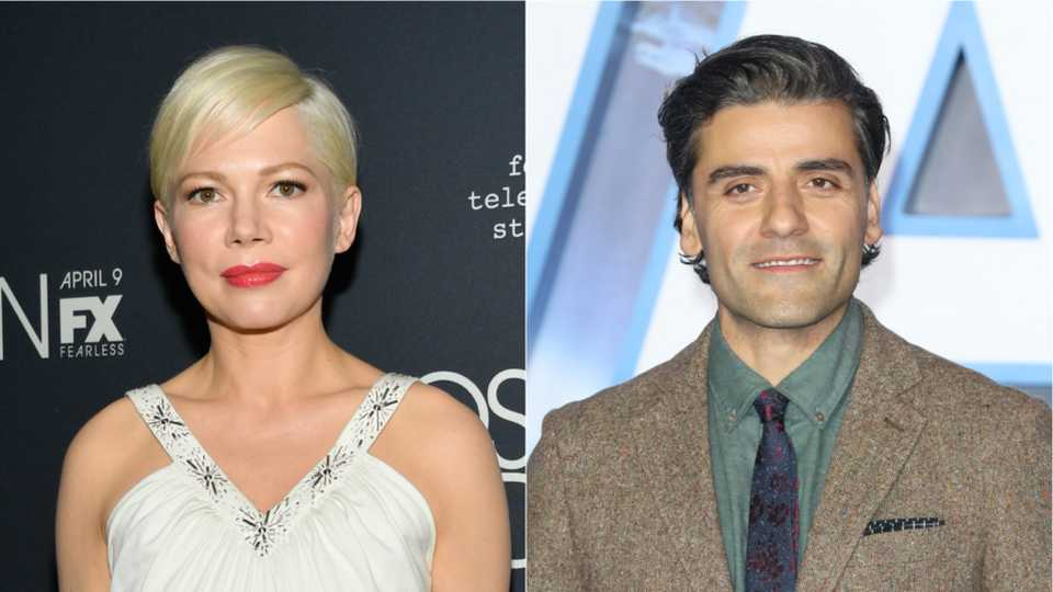 Michelle Williams And Oscar Isaac Starring In Scenes From A Marriage Miniseries