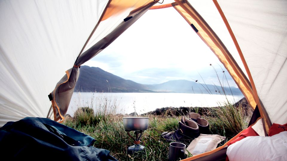 Here Are The Best Campsites In The UK