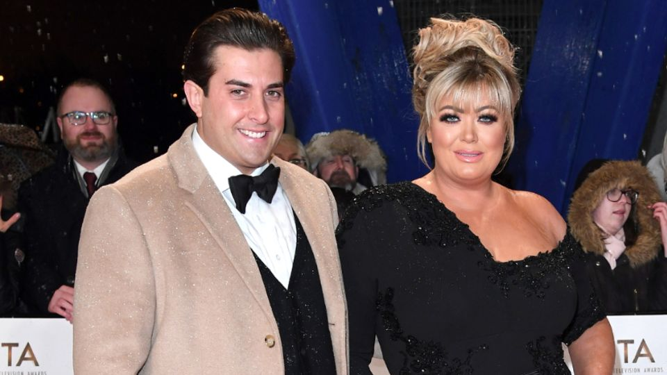 James Argent calls Gemma Collins 'fat f*ck' as she posts about emotional abuse after pair 'split'