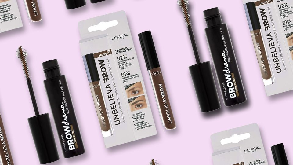 8 brow gels so good they could pass for brow lamination