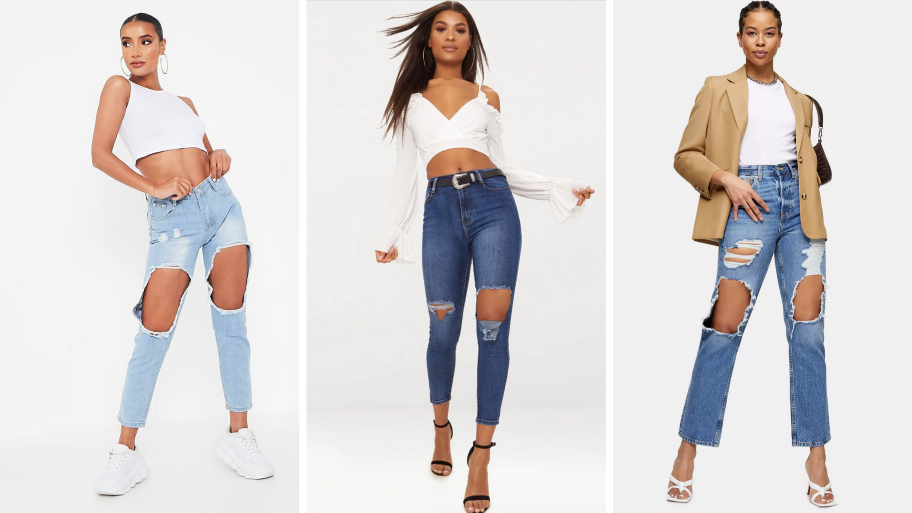 How To Wear Ripped Jeans | Ripped jeans
