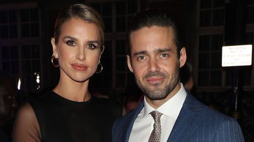 Vogue Williams y Spencer Matthews