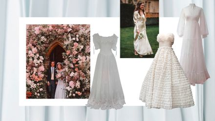 Looking To Wear A Vintage Wedding Dress On Your Big Day Here S A