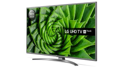 Top 10 40 inch smart tv under 500- LG 43UN81006LB 43 Inch UHD 4K HDR Smart LED TV