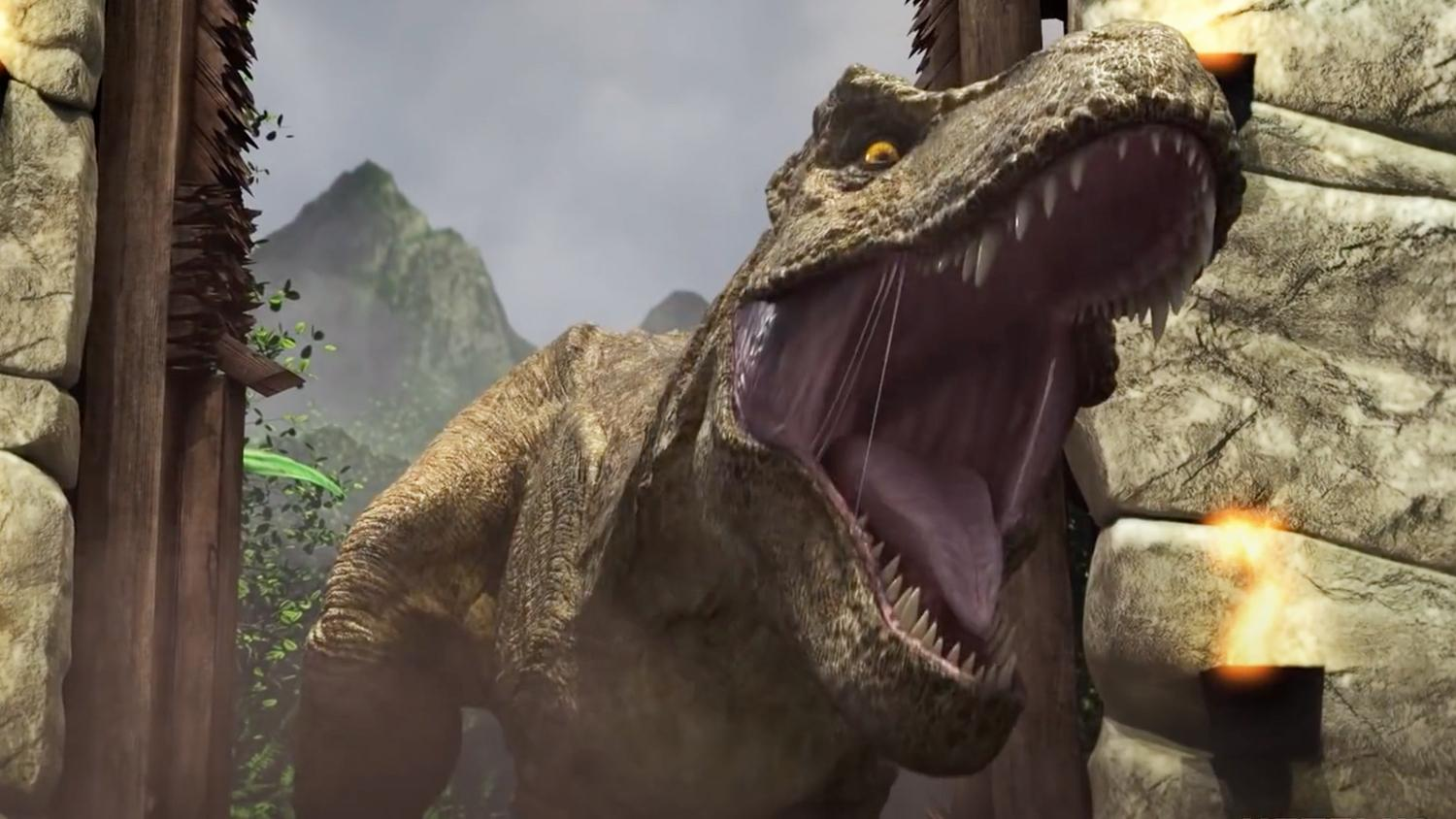 Camp Cretaceous' Official Trailer, Poster, and Interactive Site
