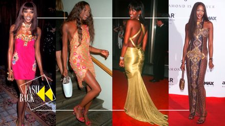 Naomi Campbell S Classic 90s Style Is Just What 2020 Needs Right Now And Here S Why Grazia
