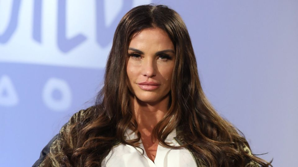 Katie Price 'won't walk for SIX MONTHS' after holiday horror accident