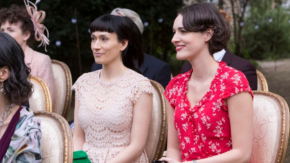 Last Night's TV BAFTAs Reminded Us How Much We Love Phoebe Waller Bridge and Sian Clifford's Friendship