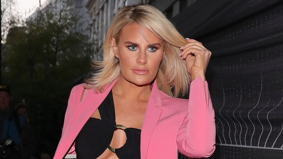TOWIE's Danielle Armstrong speaks out over 'drink driving' accusation
