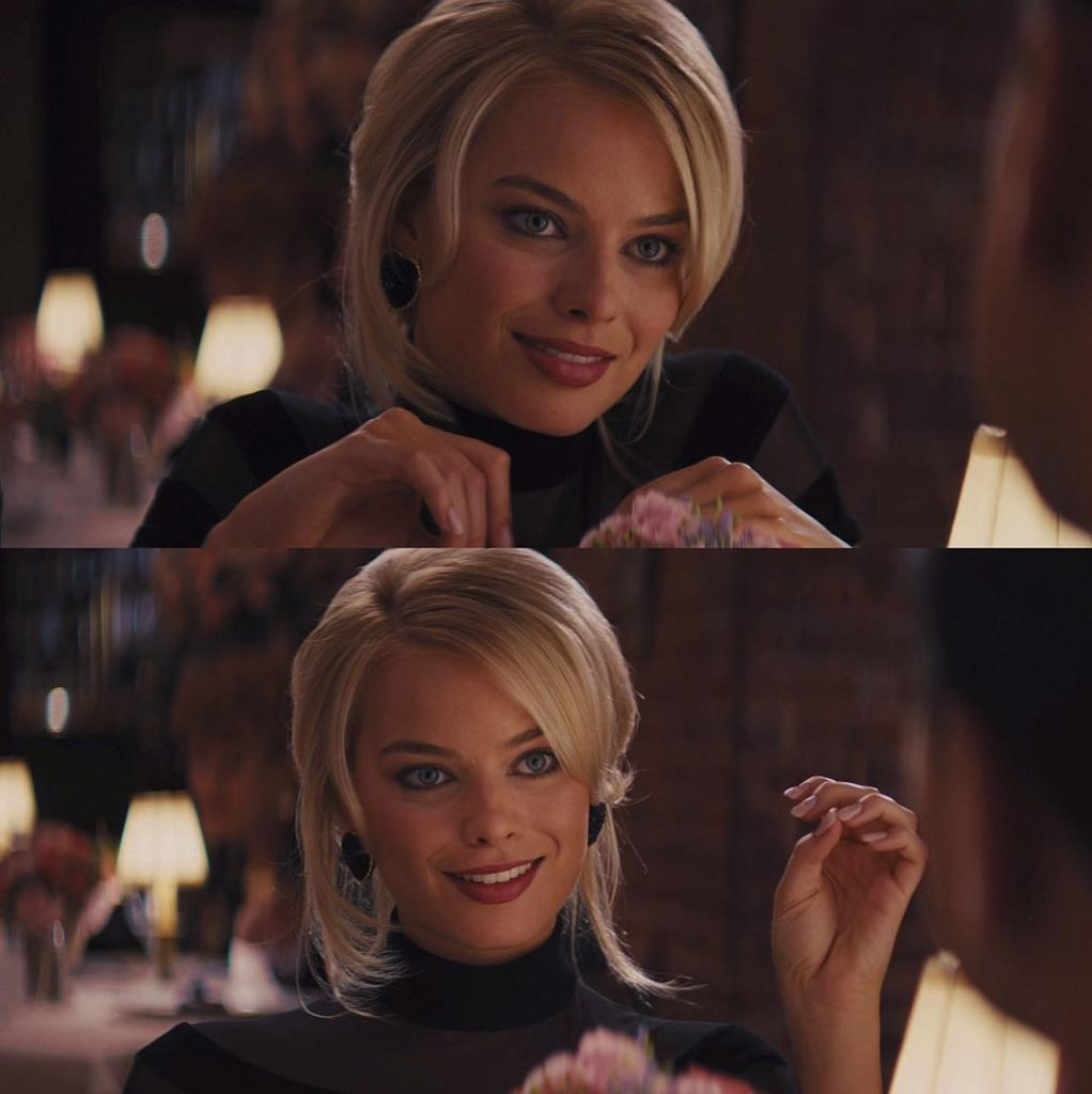 Margot Robbie On Getting Naked With Leonardo Dicaprio And Her Favourite Wolf Of Wall Street Outfits Grazia
