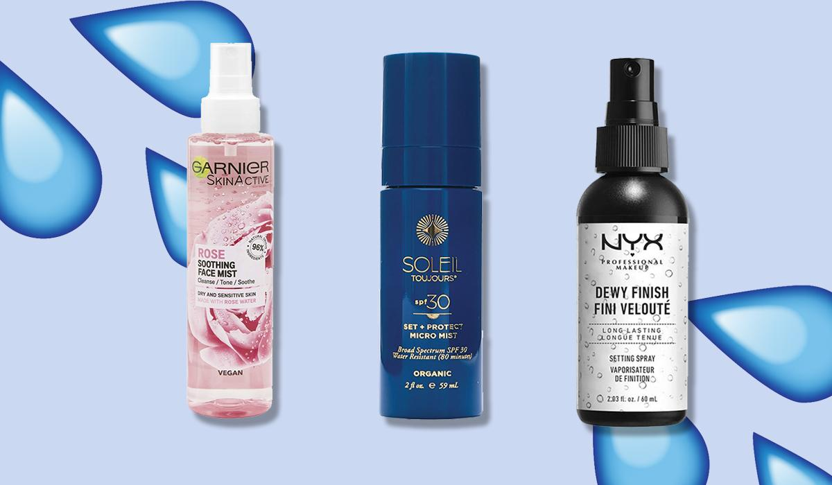 Best Makeup Setting Sprays 2020 We