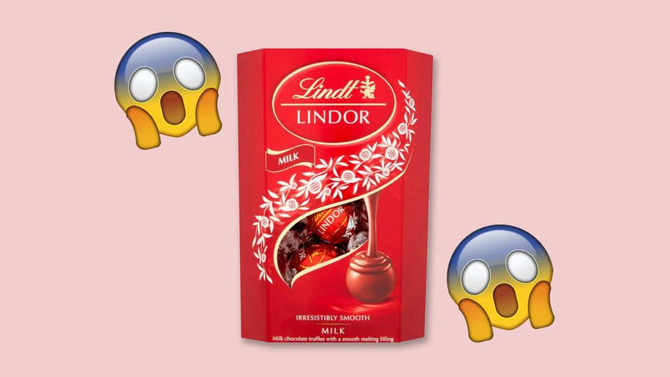 Lindt Are Launching A Vegan Range Made From Oat Milk
