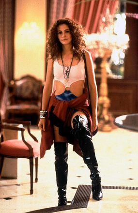 Why Did We All Suddenly Start Dressing Like Julia Roberts In Pretty Woman Grazia
