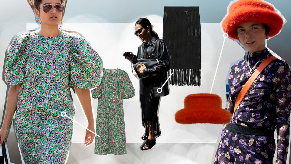 All The Must-Buys To Shop Now At Copenhagen Fashion Week, Including H&M's £39.99 Dress