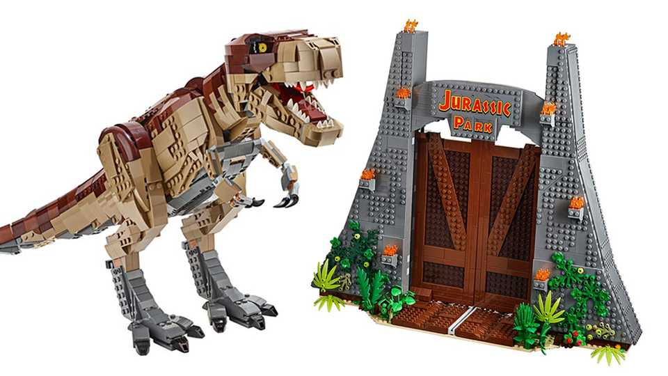 The Best Movie LEGO Sets