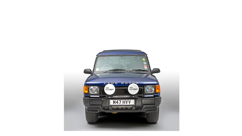 1989 1998 Land Rover Discovery 1 4x4 Review Articles Land Rover Owner