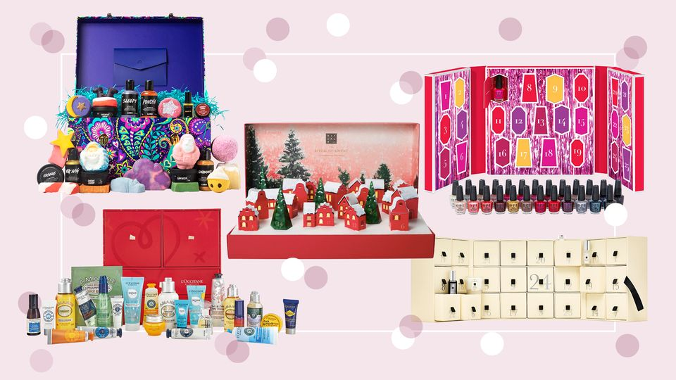 The Best Beauty Advent Calendars Of 2020