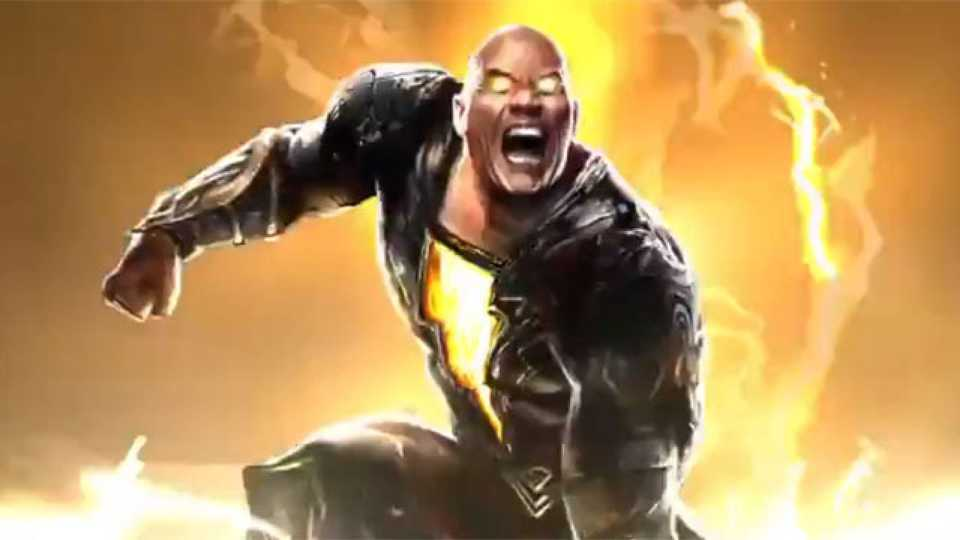 Dwayne Johnson Unveils The First Correct Look At Black Adam