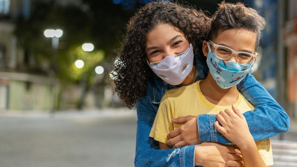 The best face masks for children and teenagers