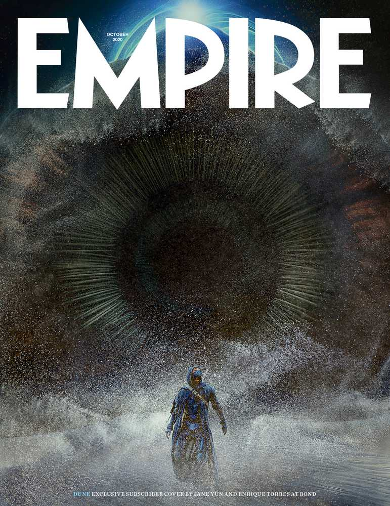 Empire – October 2020 – Dune subscriber cover
