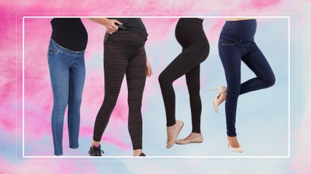 The Best Maternity Leggings You Can Wear All Day Long Closer
