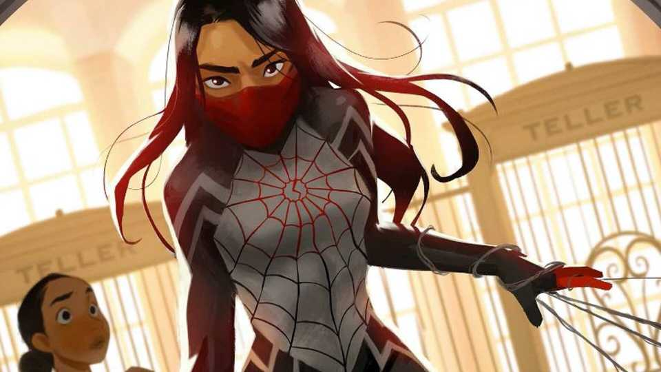 Sony Planning Marvel Silk Live-Action Series