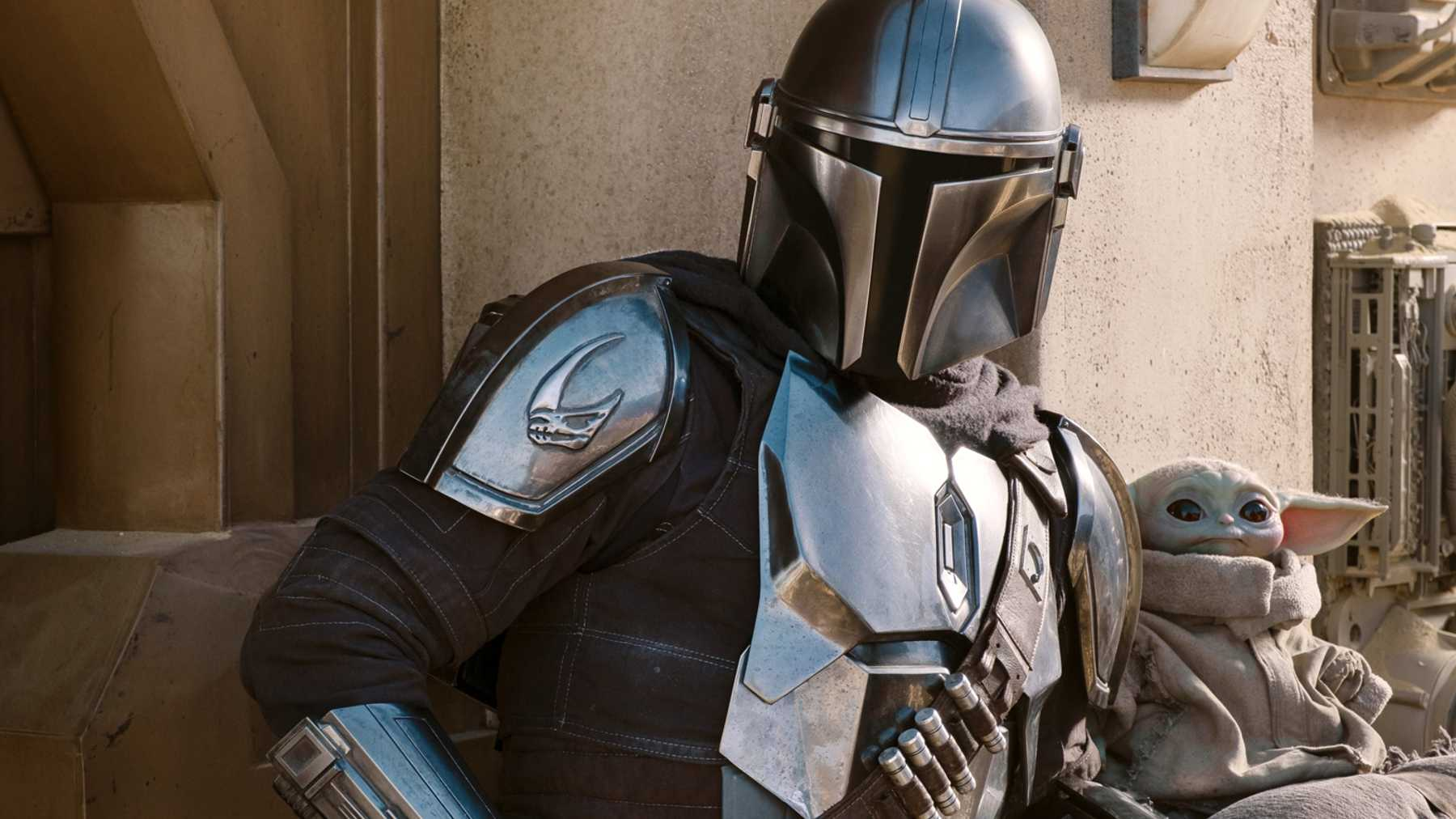 The Mandalorian Season 2 Images Baby Yoda Banthas And Bounty Hunters Movies Empire