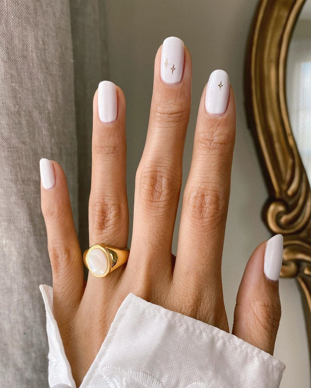 The Best Wedding Nail Designs To Take Inspiration From Before Your ...