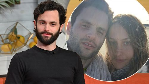 Penn Badgley y Domino Kirke